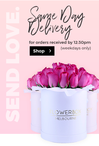 Flower Box Melbourne Same Day Delivery
